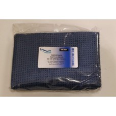 Aquatouch Microfibre Waffle Weave Drying Towel