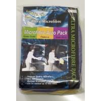 Aquatouch Microfibre Auto Pack